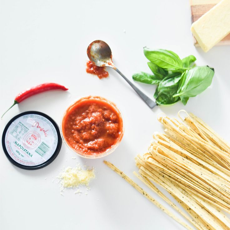 Some mid week meal inspiration. Keep it simple and focus on key ingredients and flavours. Angelo's Pasta has so many FREE recipes to help you feed your family through the week.
