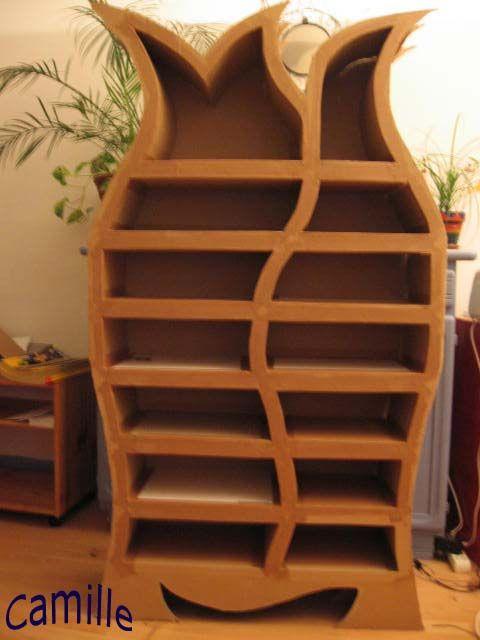 comment cr er un meuble en carton pinterest comment and how to create a. Black Bedroom Furniture Sets. Home Design Ideas