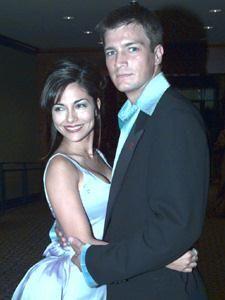 Vanessa Marcil & Nathan Fillion