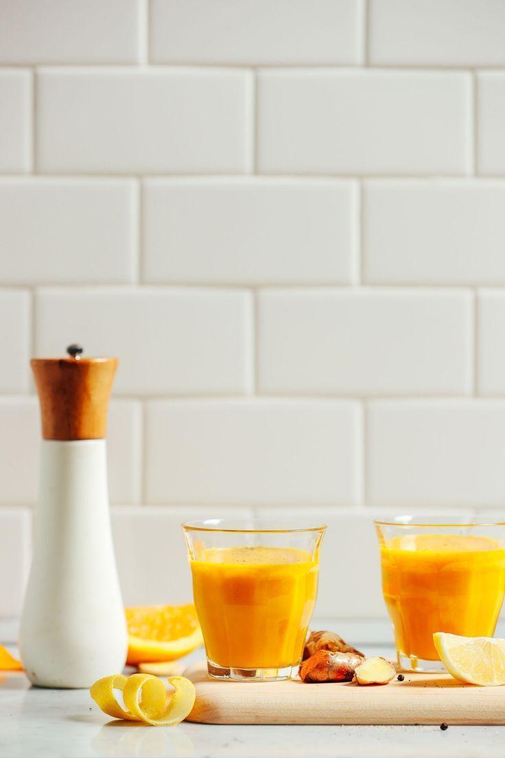 Wellness Shot Turmeric, Lemon