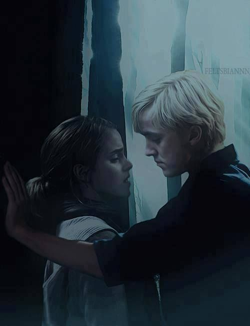 Hermione dating draco