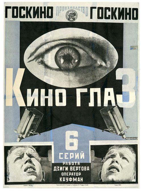 Aleksander Rodchenko, Kino-Eye, 1924