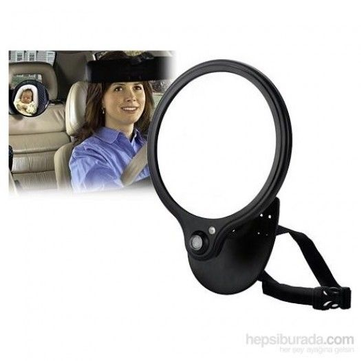 Easy View Bebek Güvenlik Dikiz Aynası