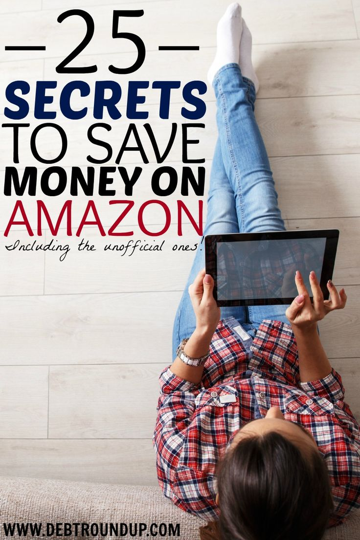 Do you shop a lot on Amazon? I know I do and I've learned some cool ways to save as much money as possible. Some are right on Amazon, while others aren't. The savings are sweet!