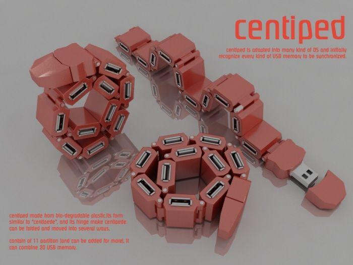 Edit Portfolio - Coroflot --- USB concept