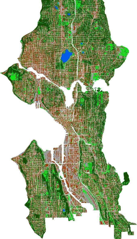 Seattle Map Funny%0A http   faculty washington edu lmmoskal images RSGAL    SeattleLULCLidarNIR
