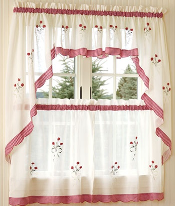 Country Curtains For the Kitchen