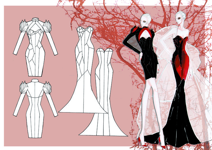 Interested in Fashion Design? Check IFA Paris' Signature Program in Fashion design @ http://www.ifaparis.com/courses/undergraduate/bachelor-fashion-design-technology