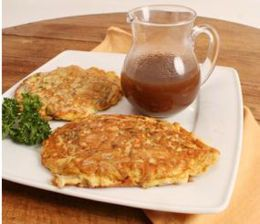 egg fu young recipe, its like a chinese omlet, delish. recipe