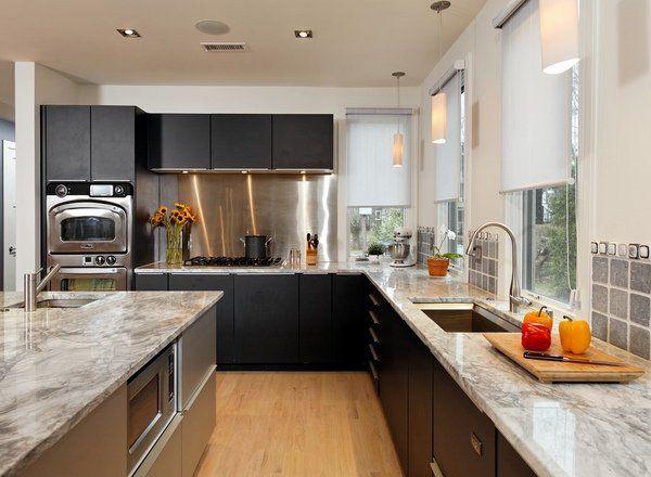 Modern Kitchen Black And White 26 best white macauba quartzite images on pinterest | quartzite
