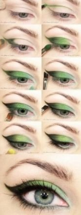 ST. PATRICKS DAY MAKEUP IDEAS - Google Search
