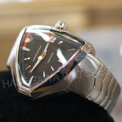 ハミルトン新作! 《ベンチュラ・エルヴィス80クォーツ》 品番:H24551131   エルヴィス・プレスリーの名を冠したモデル。 2016年のハミルトン大注目の時計となります。