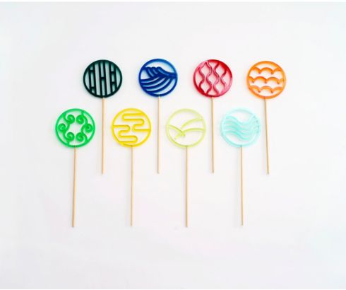 Cool Japanese candy design