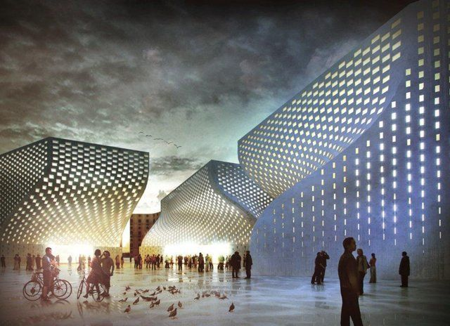 Cultural centre in Tirana by BIG. This movie by Danish architects Bjarke Ingels Group explains their recent competition-winning entry for th...