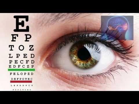 Myopia Cure Binaural Beats Meditation Music (8 Hour Sleep Track) | Get 20/20 Perfect Vision - YouTube