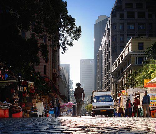 Suburbs - Green Market Square