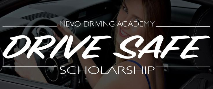 Encouraging safe driving practices while helping provide accessible education #DriveSafe #Education #Scholarships
