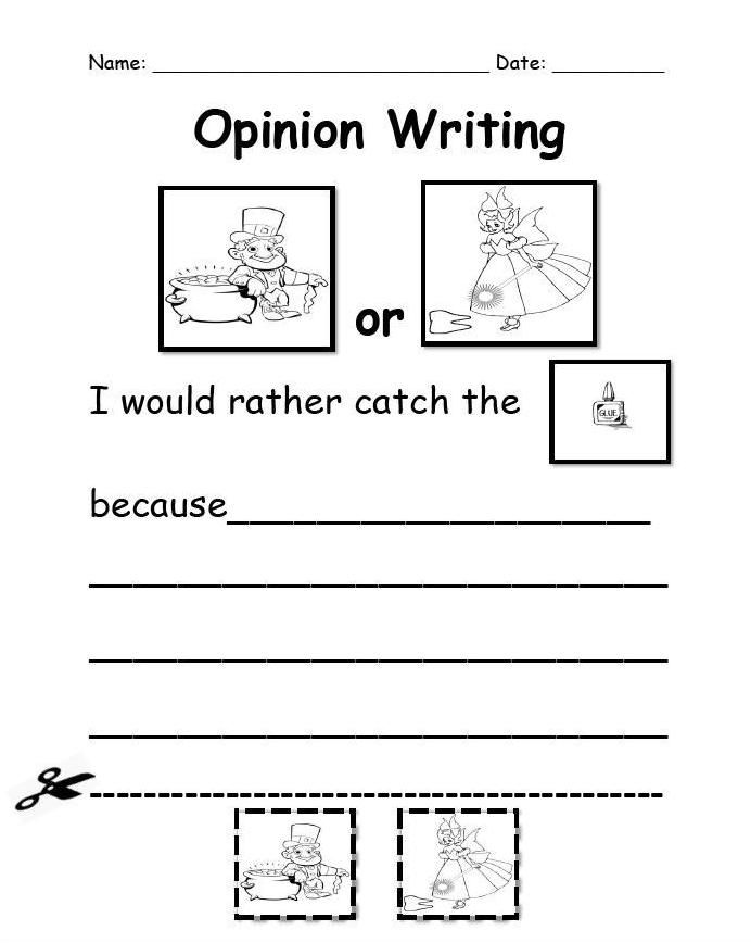 opinion essay starters Opinion/argument writing packet grades 3-6  week 2 writing an argument/opinion essay with your students 43 how to write an opinion.