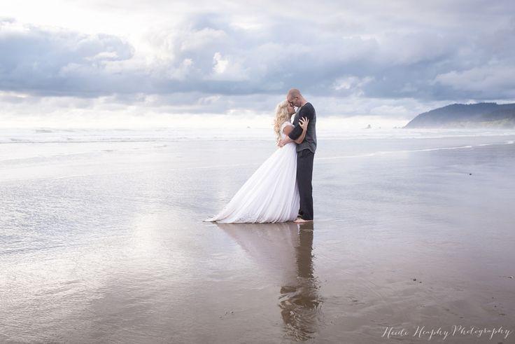 Oregon coast wedding, Oregon coast photographer, Cannon Beach, Oregon coast, Oregon elopement