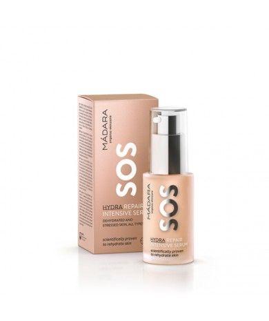 Sérum visage bio Intense Repair SOS Hydra - 30ml