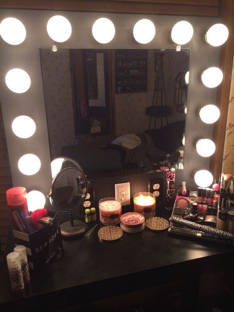 Vanity Mirror With Lights Dressing Room : 31 best images about Make up mirror light on Pinterest Dressing room mirror, Lighted mirror ...