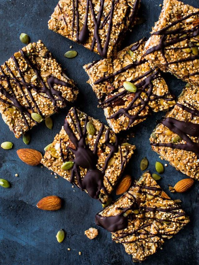 Weekend Project: DIY Crunchy Snack Bars | Kitchn