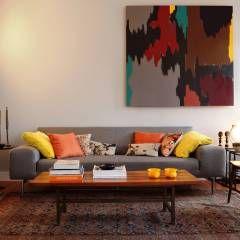Apartamento A3_Reabilitação Arquitectura + Design Interiores: Salas de estar ecléticas por Tiago Patricio Rodrigues, Arquitectura e Interiores