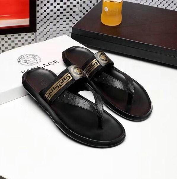 versace slippers for men