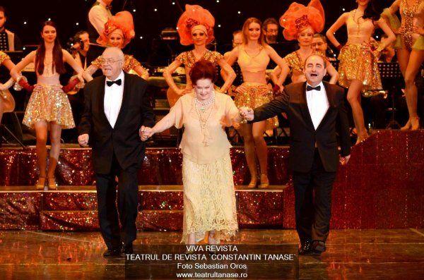 Vasile Muraru Album Foto VIVAT REVISTA la Teatrul de Revista C tin Tanase