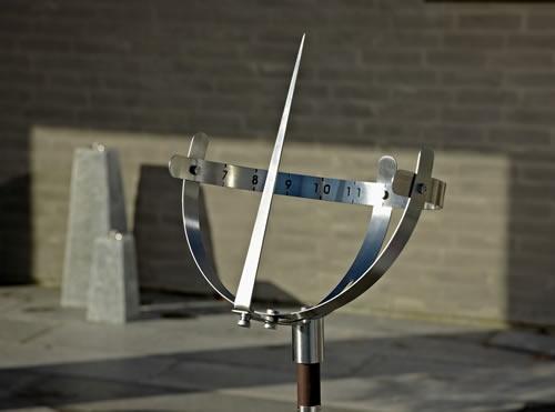 Contemporary Sundial