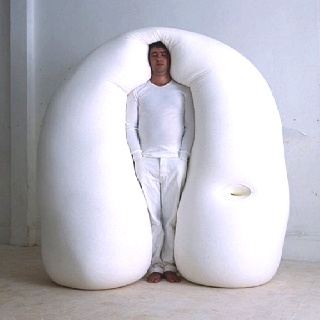 The Squidgy Stand Up Bed