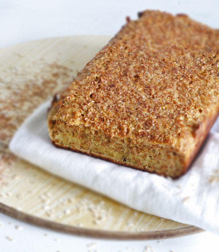 Chleb Dukana na drożdżach