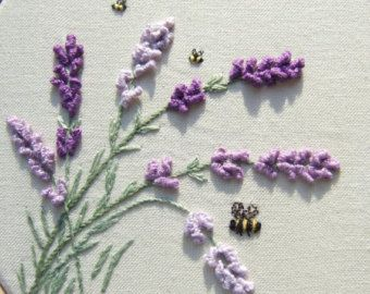 PDF Lavender in the Breeze by lornabateman22 on Etsy