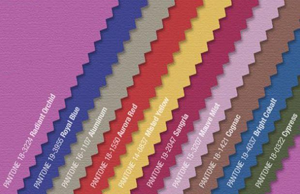 Pantone's 2014 autumn colours inspire jewellery trends - Jeweller Magazine: Jewellery News and Trends