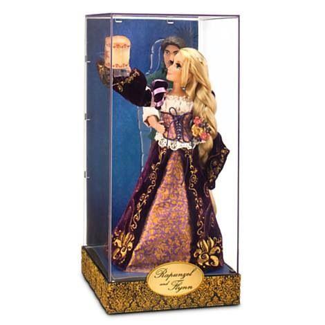 Disney Limited Edition Rapunzel And Flynn Dolls Awesomness Pinterest