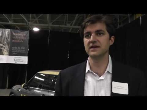 UD Electric Vehicle-to-Grid Technology Event