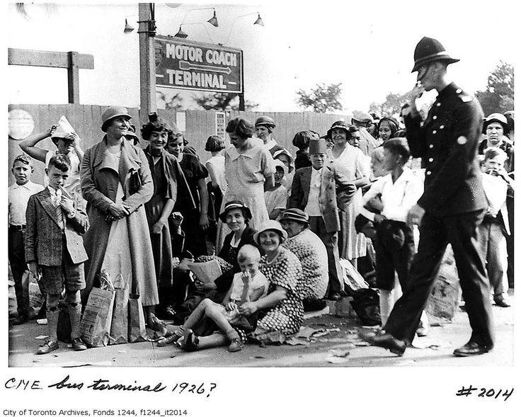 Photographer: William James 1926 City of Toronto Archives Fonds 1244, Item 2014