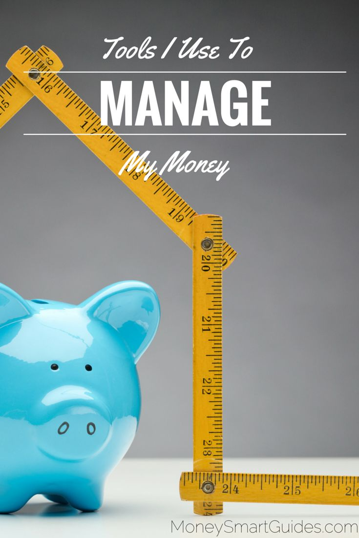 help to manage my money