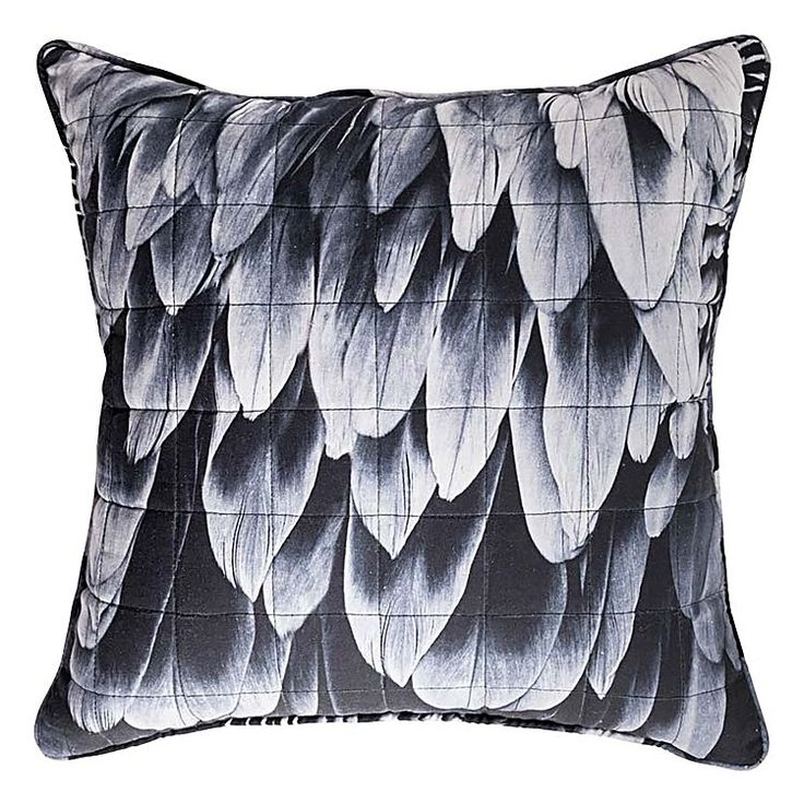 Birds Of A Feather Cushion by Art Club Concept | Zanui