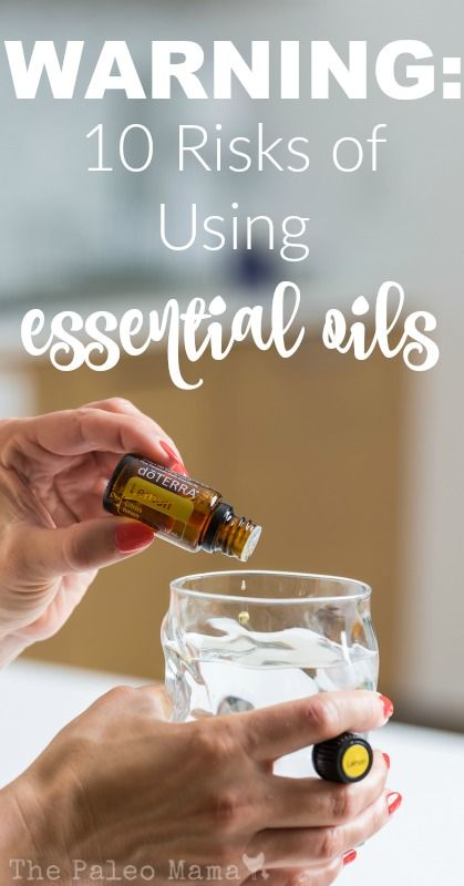 I've been using herbs and essential oils for over 10 years now and I'm shocked at the risks that people are taking when they jump into using essential oils. http://thepaleomama.com/2016/03/risks-of-using-essential-oils/