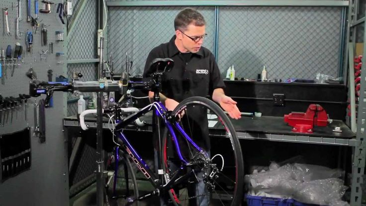 How to Adjust a Front Derailleur by Performance Bicycle.
