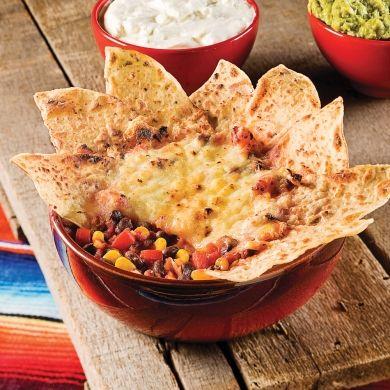 Festin de nachos à la mexicaine - Recettes - Cuisine et nutrition - Pratico Pratique
