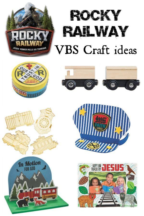 20 Best vacationbible school images   Transportation crafts