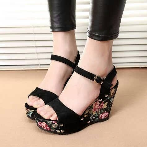 Sandal Wedges Bungan ON0
