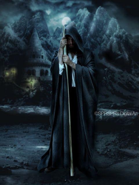 White Witch A Spiritual Greeting
