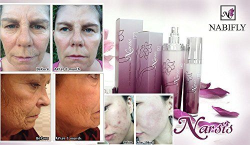 Narsis Revitalizing Whitening Antiwrinkle Concentrated Essence Spray 17 oz -- Read more  at the image link.
