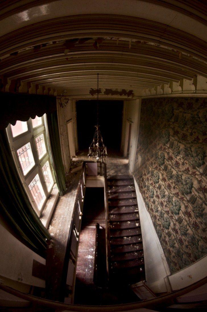 Les 341 meilleures images propos de abandonn s mais beaux sur pinterest m - Maisons abandonnees belgique ...