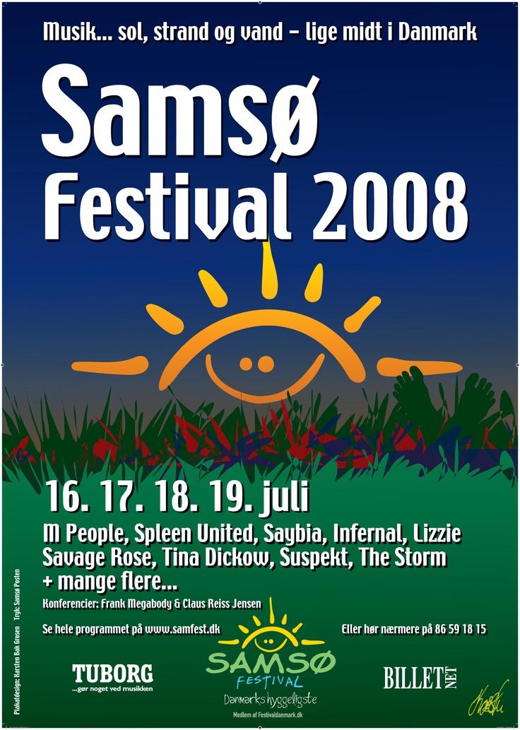 Samsø Festival 2008