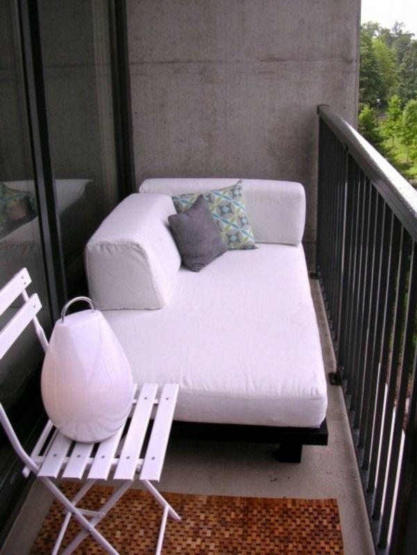 31 besten Relaxation Bilder auf Pinterest Balkon ideen, Verandas - balkonmobel fur kleinen balkon ideen