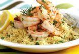 Victoria Corum's Savory Shrimp with Couscous (Oxygen, July 2008) Recipe via @SparkPeople